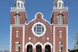 Brown Chapel A.M.E. Church, in Selma.