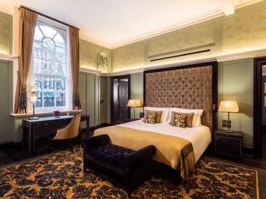 Step Inside London's Most Stylish New Hotel