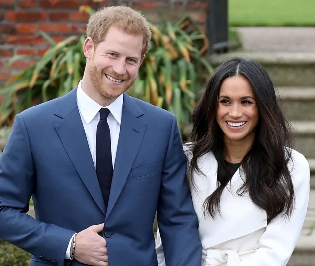Prince Harry And Meghan Markle Are Reportedly Going To Be Nextdoor Neighbors With Prince William And