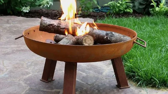 10 Outdoor Fire Pits Under 150 Photos Architectural Digest