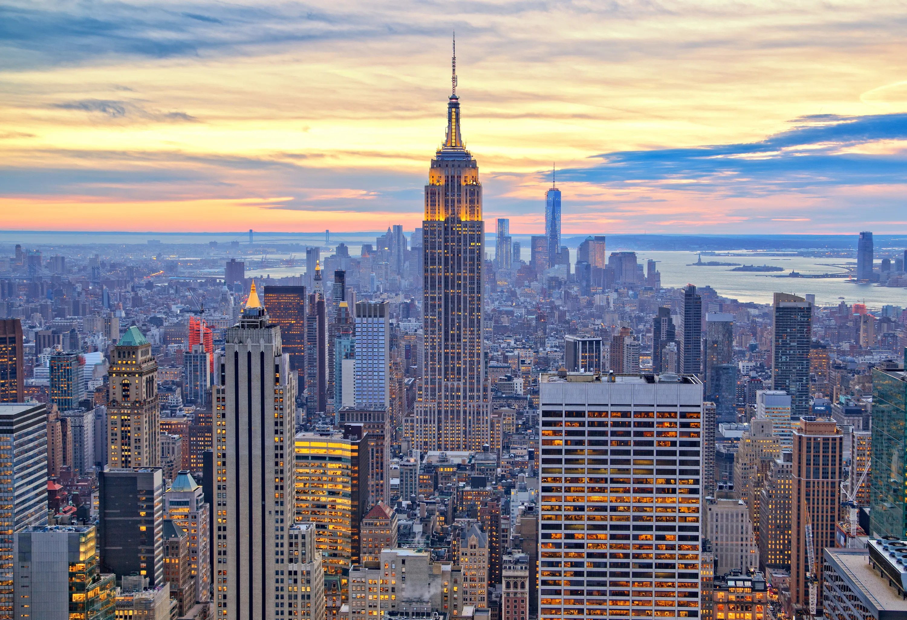 New York S Empire State Building Gets A Surprising Upgrade