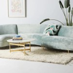 Here S Why Your Home Needs A Curved Sofa Architectural Digest