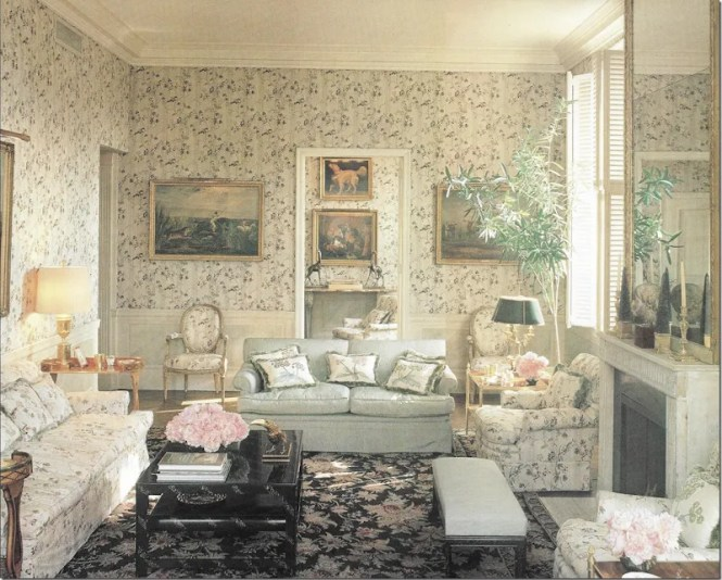 Lee Radziwill S At 85 Architectural Digest