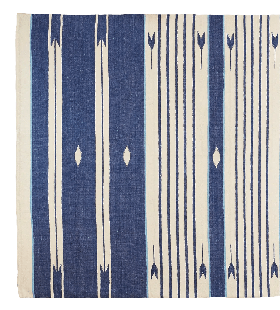 Montecito rug by Mark D. Sikes for Merida to the trade. meridastudio.com