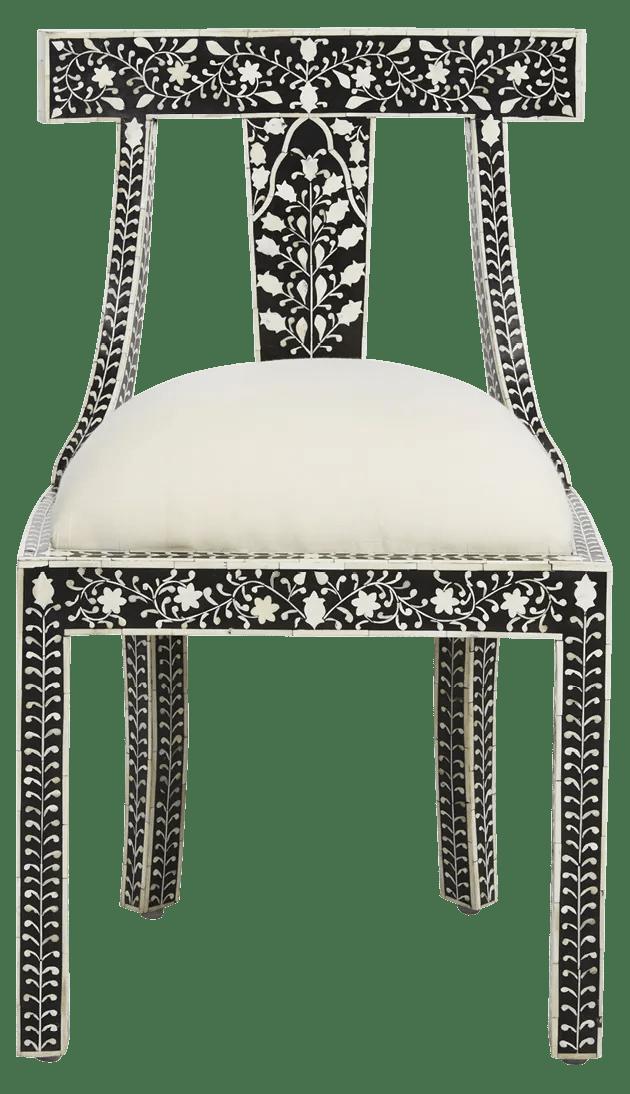 Charlotte accent chair 1035. onekingslane.com