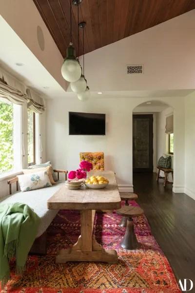 Inside John Stamos S Spanish Style Aerie In Beverly Hills