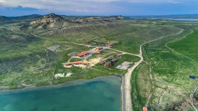 Kim Kardashian and Kanye West Reportedly Buy a $14 Million Wyoming Ranch |  Architectural Digest