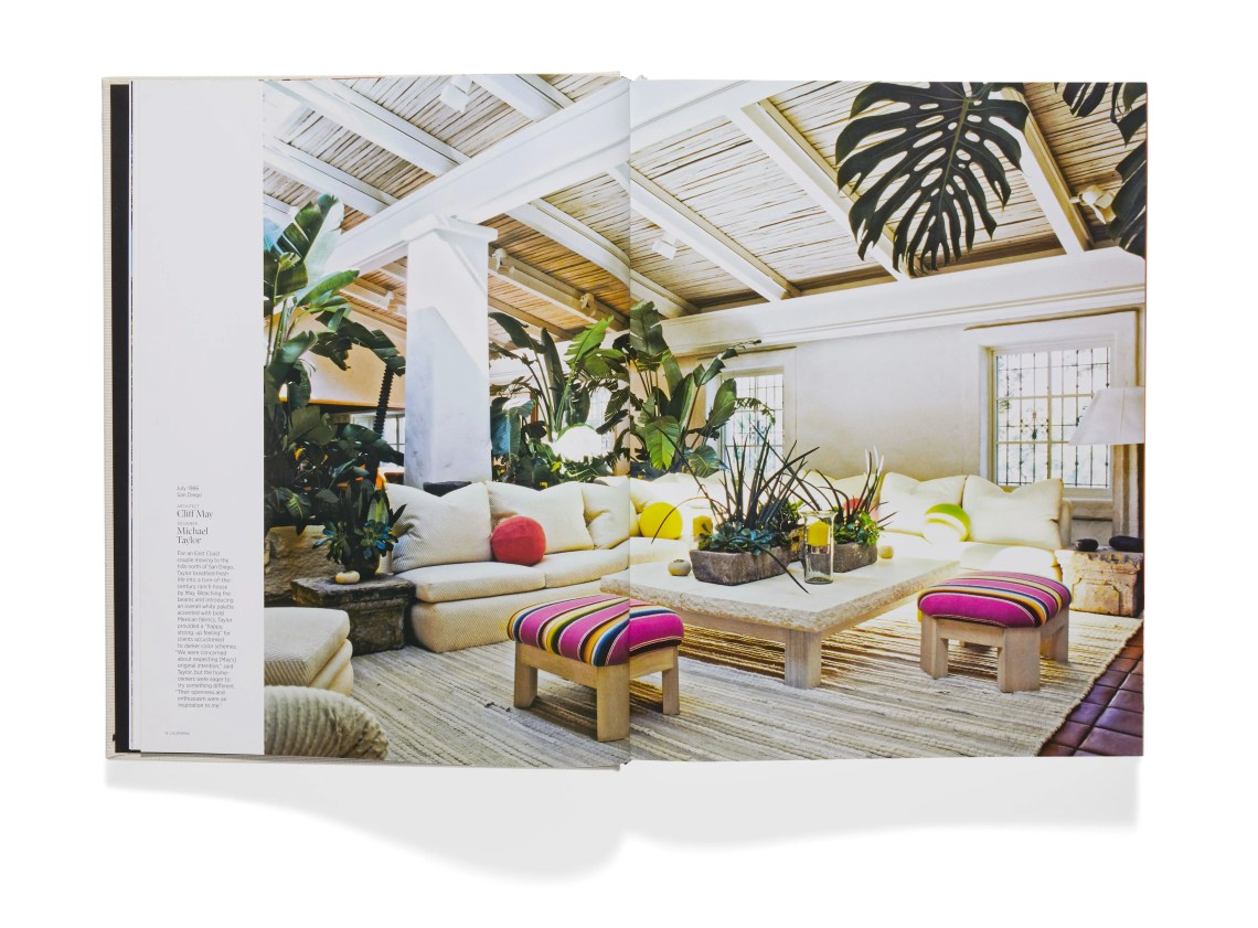 Peek Inside Ad At 100 A Century Of Style A New Book Celebrating 100 Years Of Architectural Digest Architectural Digest