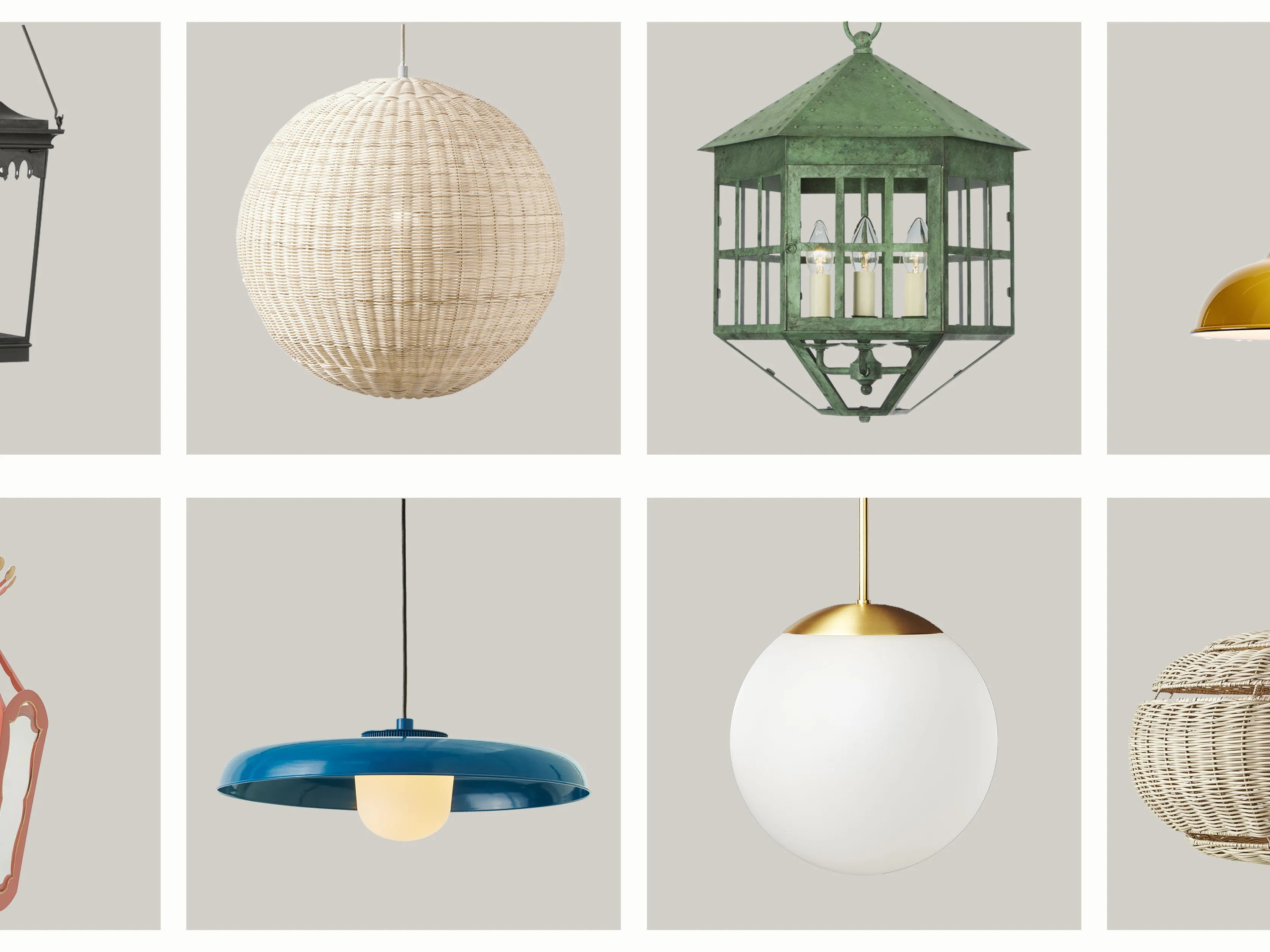 17 outdoor pendant lights sure to