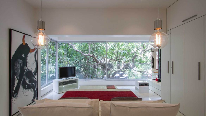 Un appartement de Malabar Hill conçu par We Design Studio, Mumbai. Photo courtoisie: We Design Studio.