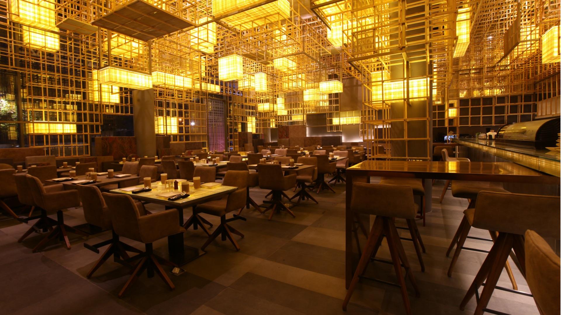 Best Kitchen Gallery: Pan Asian Restaurant Gong's Interior Design Offers A Lesson In of Restaurant Interior Design on rachelxblog.com