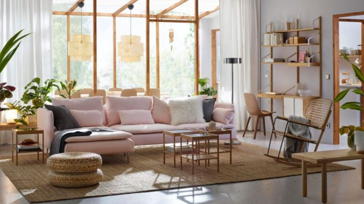 60  looks from IKEA s 2018 catalogue  out now   Architectural Design     IKEA is in the mood for some apartment therapy this season and what better  way to kickstart this than with the release of their spanking new catalogue  for