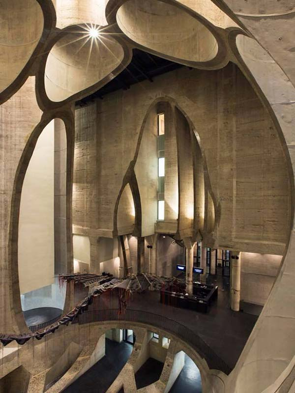 Zeitz Mocaa Museum, Cape Town, South Africa