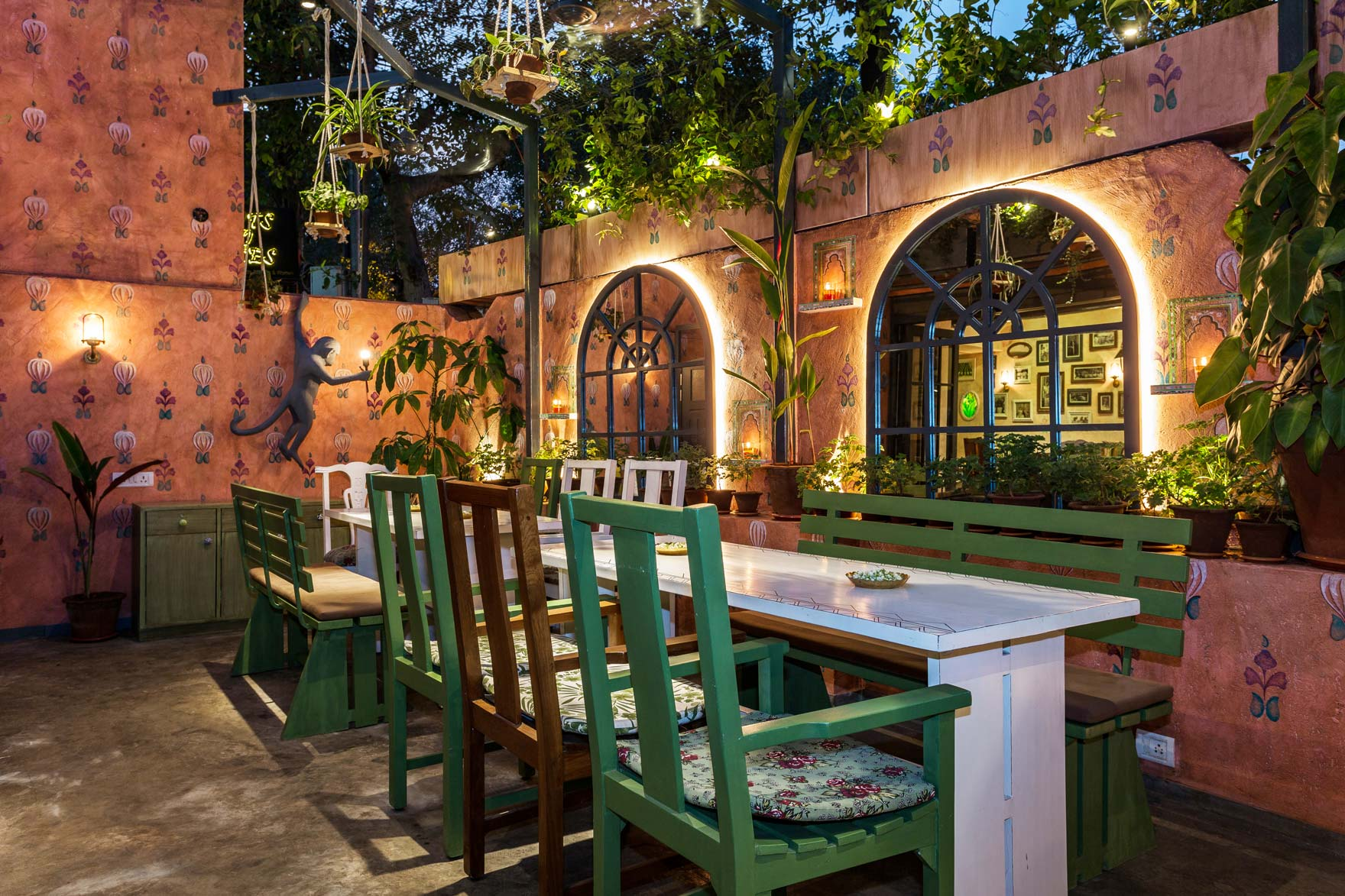 Dining Head To Tanjore Tiffin Room Mumbai For South