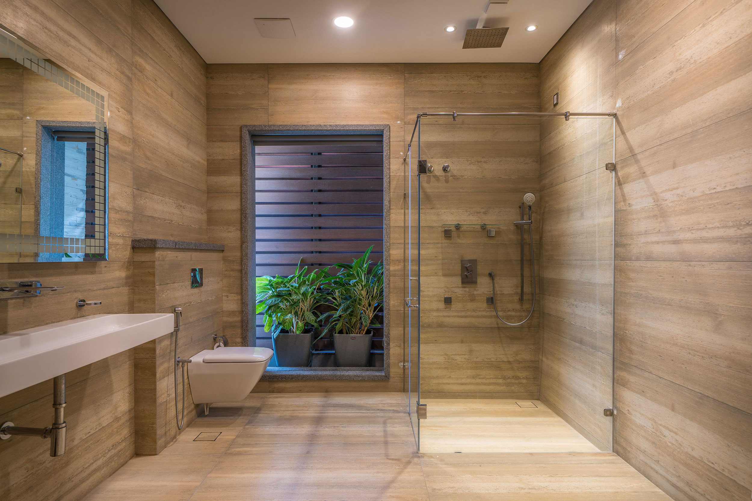 Bathroom Designs in India: Top 10 spaces featured on AD on Dream Home Interior  id=47126