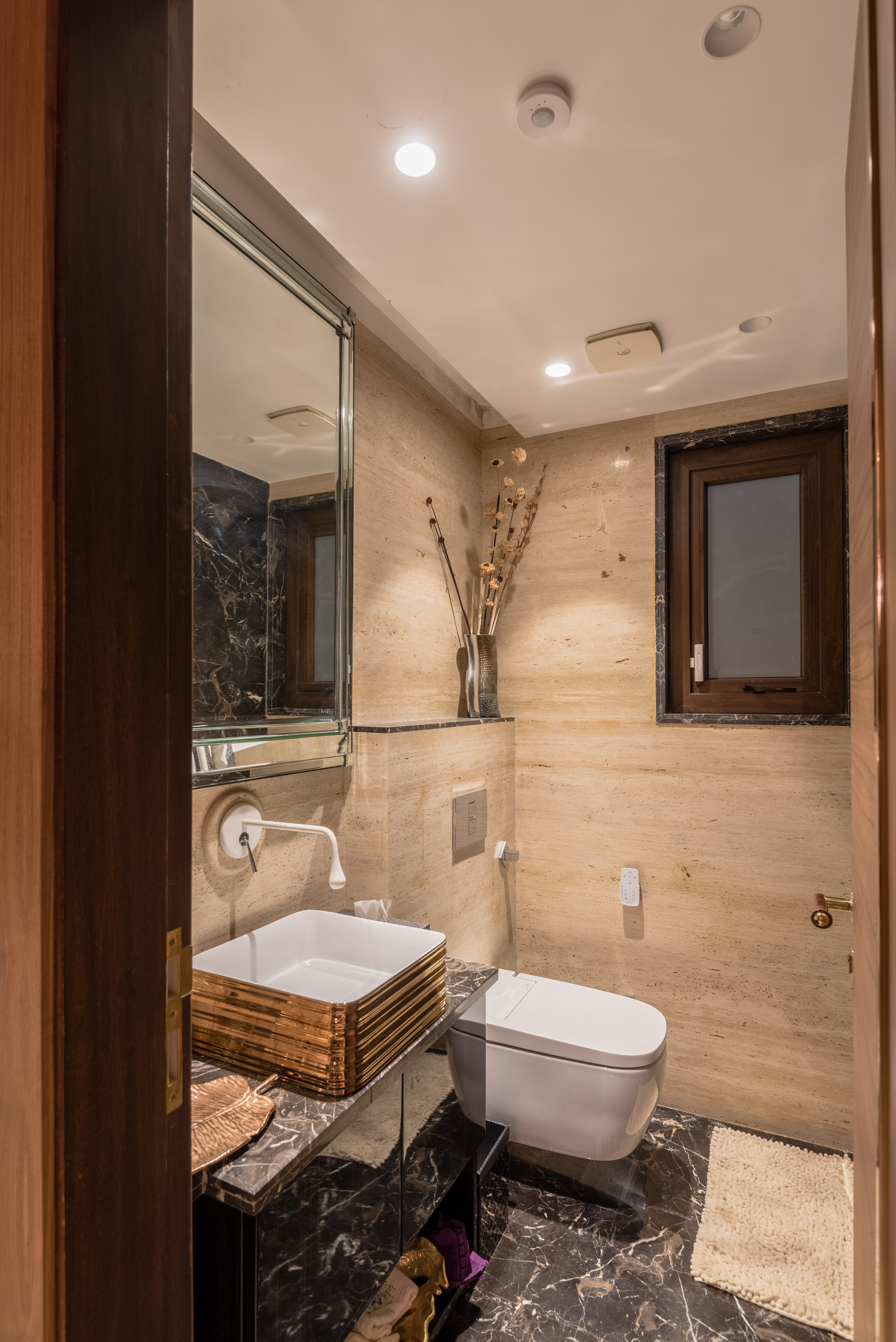 Bathroom Design: Experts revel ways to design this space ... on Restroom Ideas  id=46372