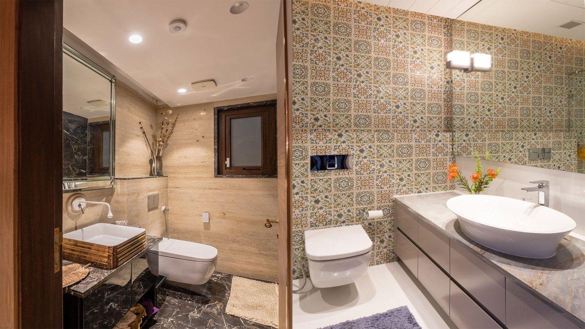 Bathroom Design Ideas | Bathroom Interiors | AD India