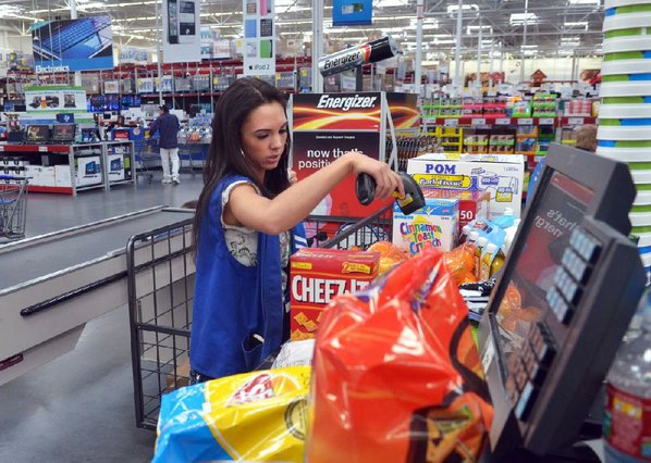 Wal-Mart up at fiscal year's end | NWADG