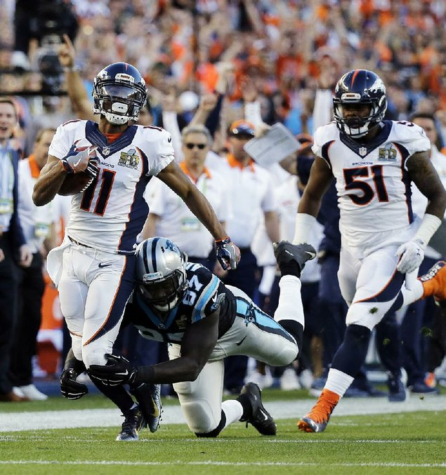 SUPER BOWL 50 Denver Broncos 24, Carolina Panthers 10 ...