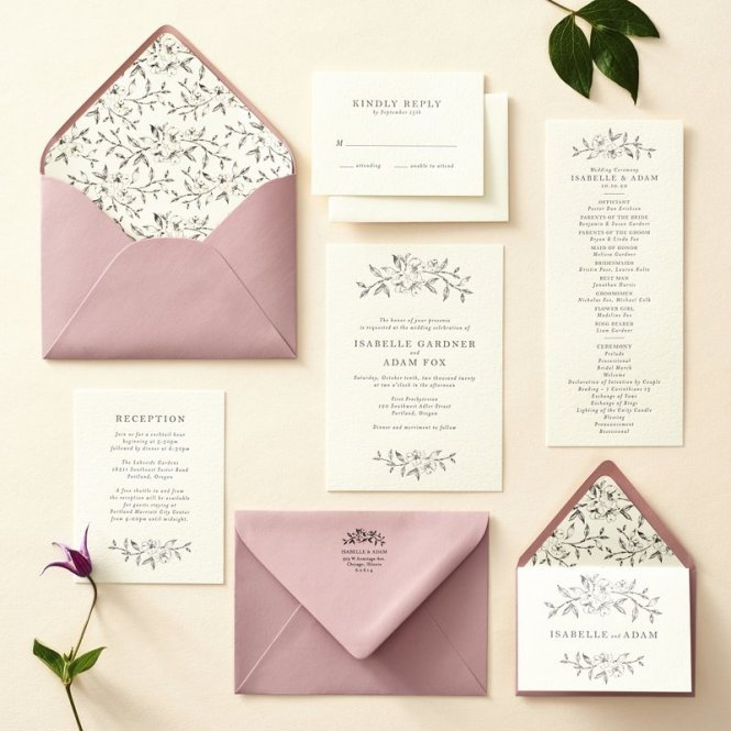 Going All Out With Invitations Becoming A Must For Weddings