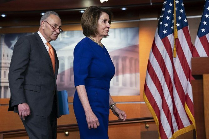 Image result for Nancy Pelosi and Trump meeting failures