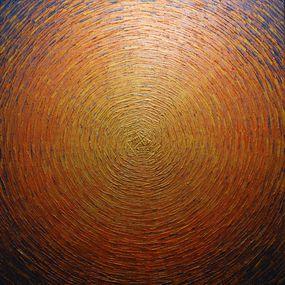 Grand Eclat Couleurs Or Orange Par Jonathan Pradillon 2020 Peinture Artsper 923136