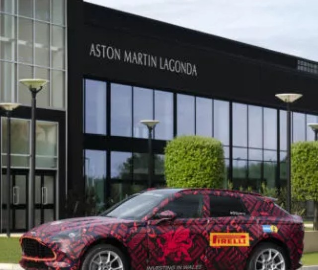 Aston Martin Dbx At St Athan03 Jpg