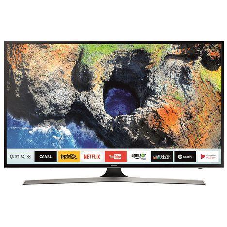 samsung ue40mu6105 tv led ultra hd 101 cm 40 pouces smart tv