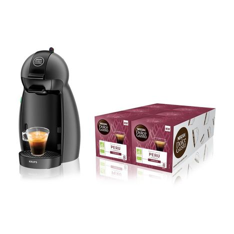 Expresso A Dosette Dolce Gusto Yy4099fd Anthracite Krups Pas Cher A Prix Auchan