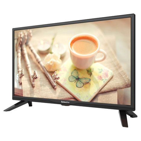 tv led hd 60 cm hdr 12v selecline