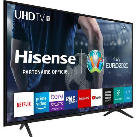 tv dled 4k uhd 108 cm smart tv hisense