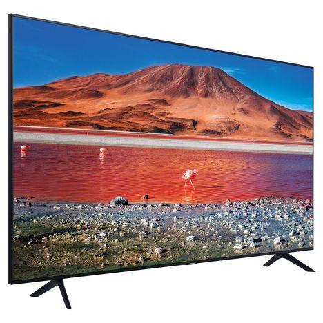tv led 4k uhd 108 cm smart tv samsung