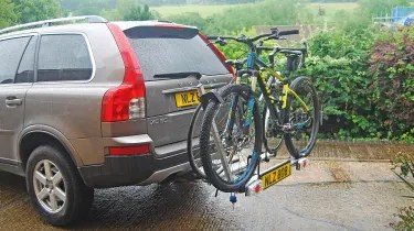 best tow bar mounted bike racks 2019