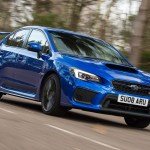 Subaru Wrx Sti Final Edition 2018 Review Auto Express