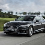 New Audi A5 Coupe 2016 Review Auto Express