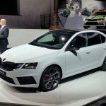 New 2017 Skoda Octavia Vrs Facelift Prices And Specs Revealed Auto Express