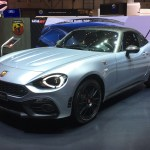 Abarth 124 Gt Arrives At Geneva With Removable Hard Top Auto Express