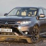 New Mitsubishi Outlander Phev 2017 Review Auto Express