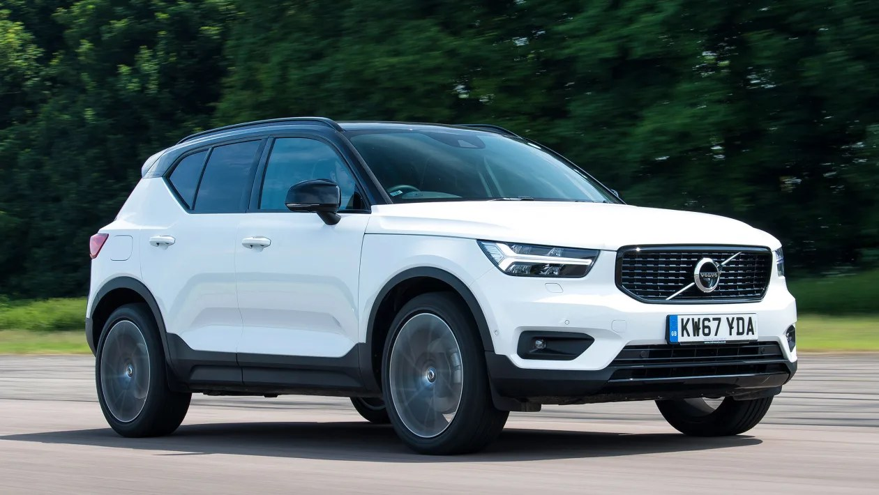 How does the acura rdx compare to the volvo xc40? Volvo Xc40 Review Auto Express
