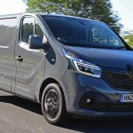 Renault Trafic Van Review Auto Express