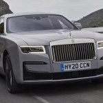 Rolls Royce Ghost Review Auto Express