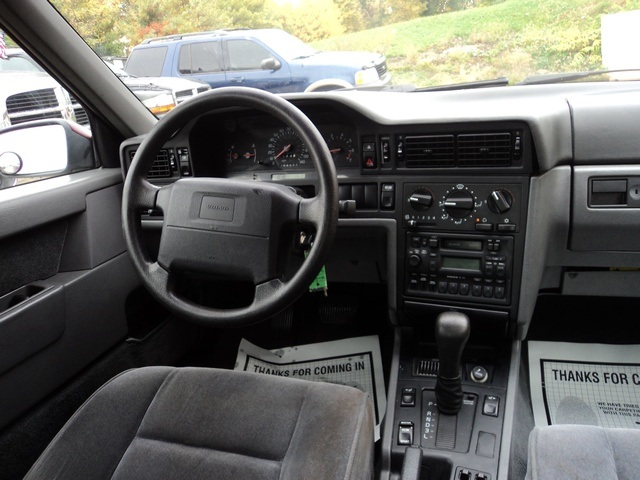 1996 volvo 850 sedan interior. Black Bedroom Furniture Sets. Home Design Ideas