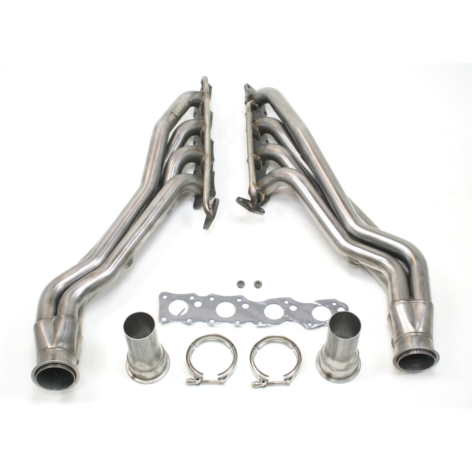 Jba S 1 3 4 Stainless Steel Long Tube Header For Toyota Tundra 5 7l Engine