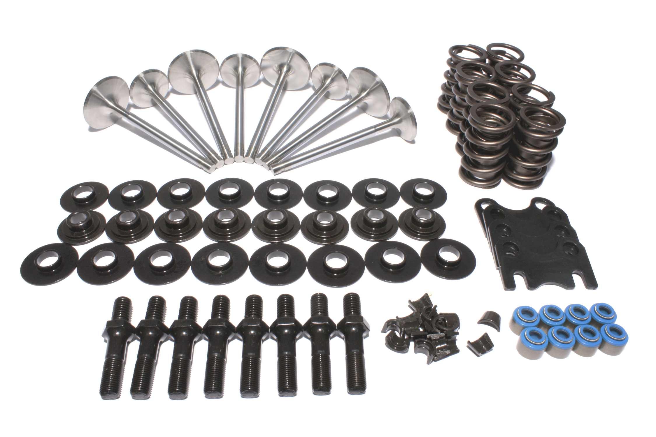 Racing Head Service 01 Rhs Cylinder Head Parts Kits