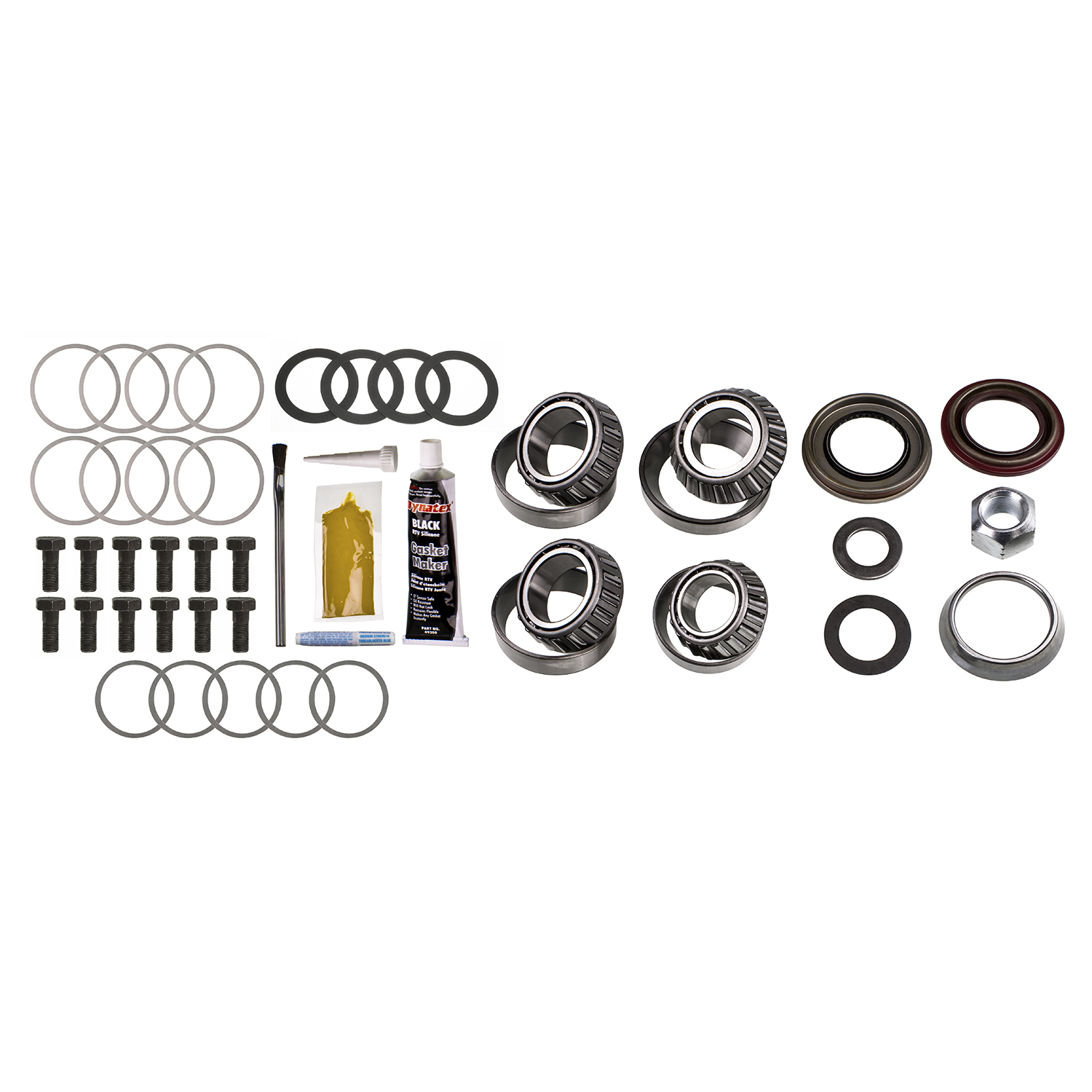 Motive Gear R80ramkt Master Bearing Kit