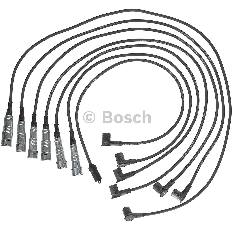 Bosch Premium Spark Plug Wire Sets