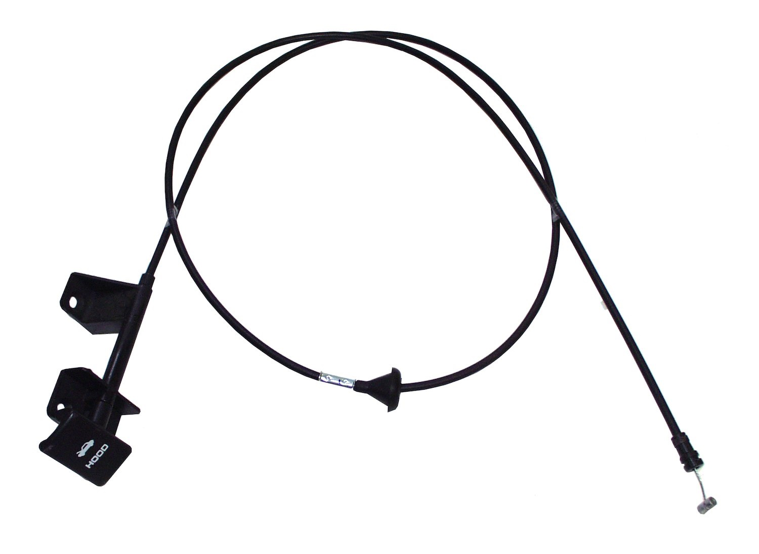 Crown Automotive Hood Release Cable