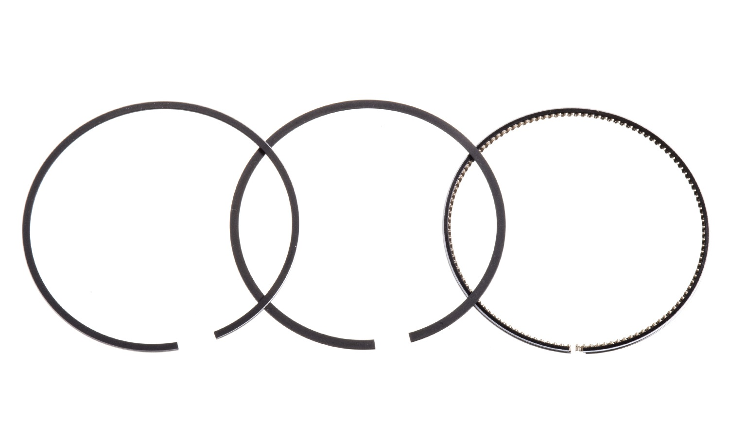 Hastings 2c 3 Cyl Ring Set