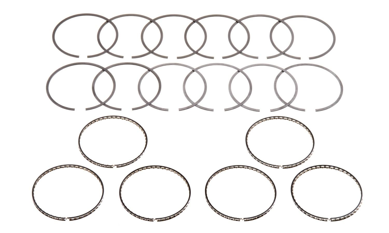 Hastings 2m 6 Cylinder Ring Set