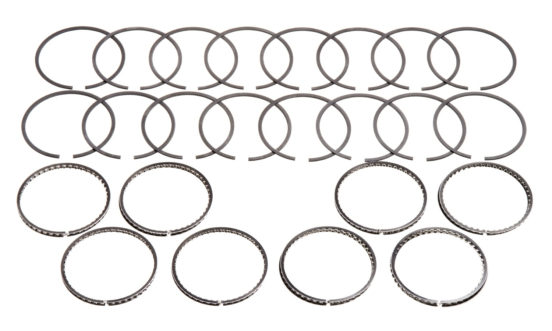 Hastings 8 Cylinder Ring Set